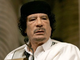 Ten Things About Gaddafi They Don't Want You To Know