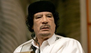 Hague Prosecutor Seeks Arrest Warrant For Gaddafi