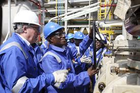 Ghana's First Gas Processing Plant To Be Ready By Dec 2012