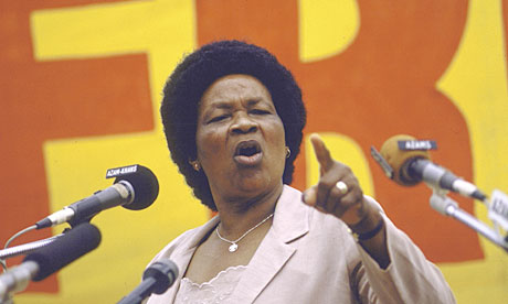 The Life Of Albertina Sisulu