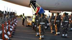 Namibia Gives Hero's Welcome To Ancestral Remains From Germany