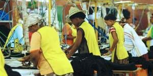 Lesotho's Textile Industry Gets A Lifeline