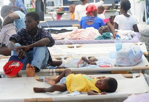 UN Peacekeeping Troops Blamed for Cholera Outbreak - Report