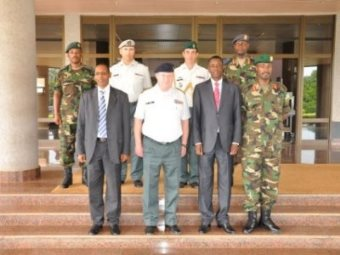 Colonial Creep: Belgian Defence Chief Visits Congo