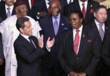 French Africa relations