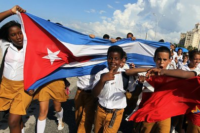 The Secret History Of How Cuba Helped End White Apartheid