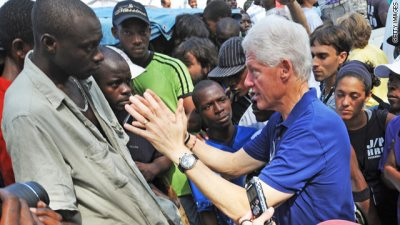 America Behind The UN's Refusal To Accept Responsibility For Haiti's Cholera Epidemic