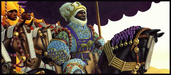 African King Declared The Richest Person In Human History
