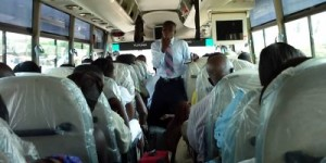 Jamaica Preachers Told To Shut-Up Or Get Off The Bus