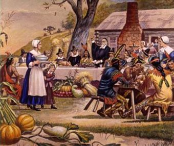 Thanksgiving: 'White-Supremacist Holiday;' Founders 'Nazis'