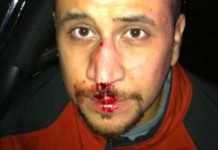 New George Zimmerman photo