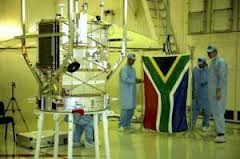 South Africa SumbandilaSAT Satellite