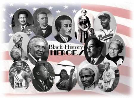 Black History Forms A Mighty Family Tree