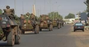 French Mali Troops Gao