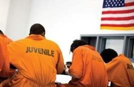 Black children incarcerated