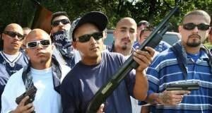 Mexican gangs target Black families