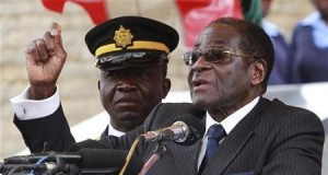African Leaders are Cowards Says President Mugabe