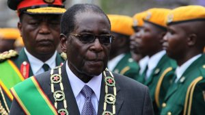 President Mugabe Tells British Prime Minister 'To Hell With You' Over Gay Rights