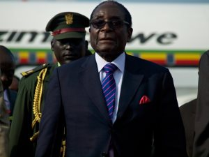 British Newspaper Predicts Election Victory for President Mugabe