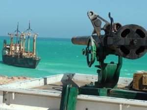 South African-led operation frees hostages from Somali pirates