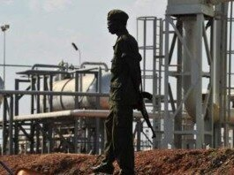 South Sudan pipeline