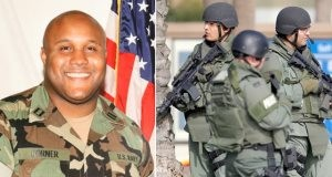 Christopher Dorner death photos