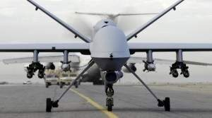 US military Ethiopian drone