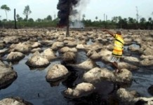 shell pollution