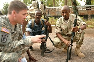 "The Re-Colonization Of Africa: The US Military's ""War On Terror"" Guise"