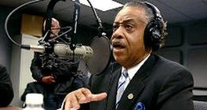 Al Sharpton Black People