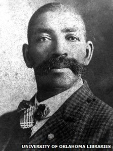 Bass Reeves Black Cowboy