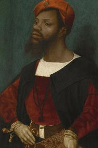Black Nobility Europe African Man