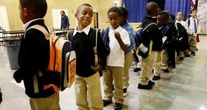 Black Schools Students