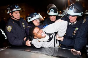 Brooklyn Protests Police Killing Kimani Gray