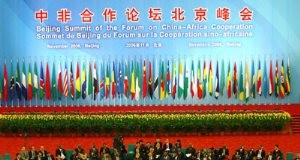 China Africa Development