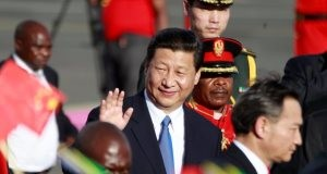 Chines President Xi Jinping Africa Visit