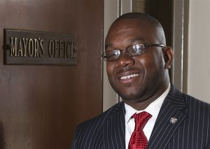 Gay Mayor Marco McMillian
