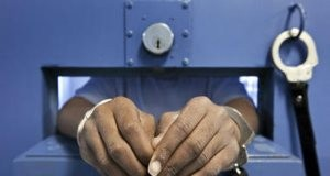 Incarceration rates African Americans