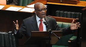 Jacob Zuma Freedom Front Plus