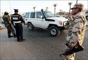 Libya Security