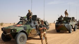 New French Force Rides The Winds Of Change In Africa