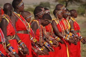 Maasai Land Grab