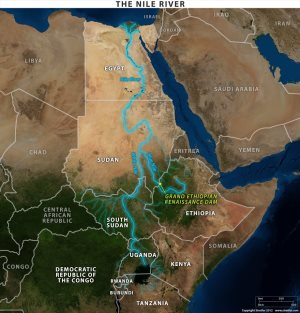 Alarm in Egypt as Ethiopia Begins Diverting the Blue Nile