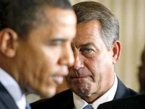 Sequester Boehner Obama