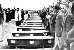 Sharpeville Massacre White Apartheid