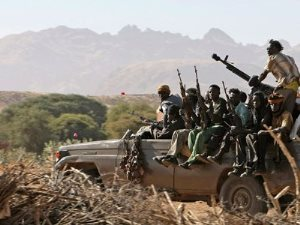 Sudan Rebels North Kordofan