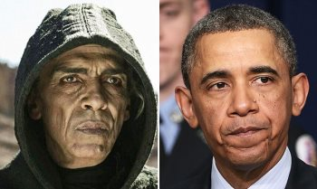 The Bible Devil Resemble Obama