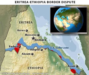Ethiopia Eritrea Border Dispute
