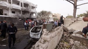 French Embassy Bombing Libya