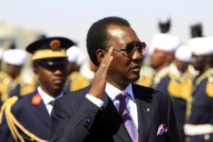 Idriss Deby President of Chad